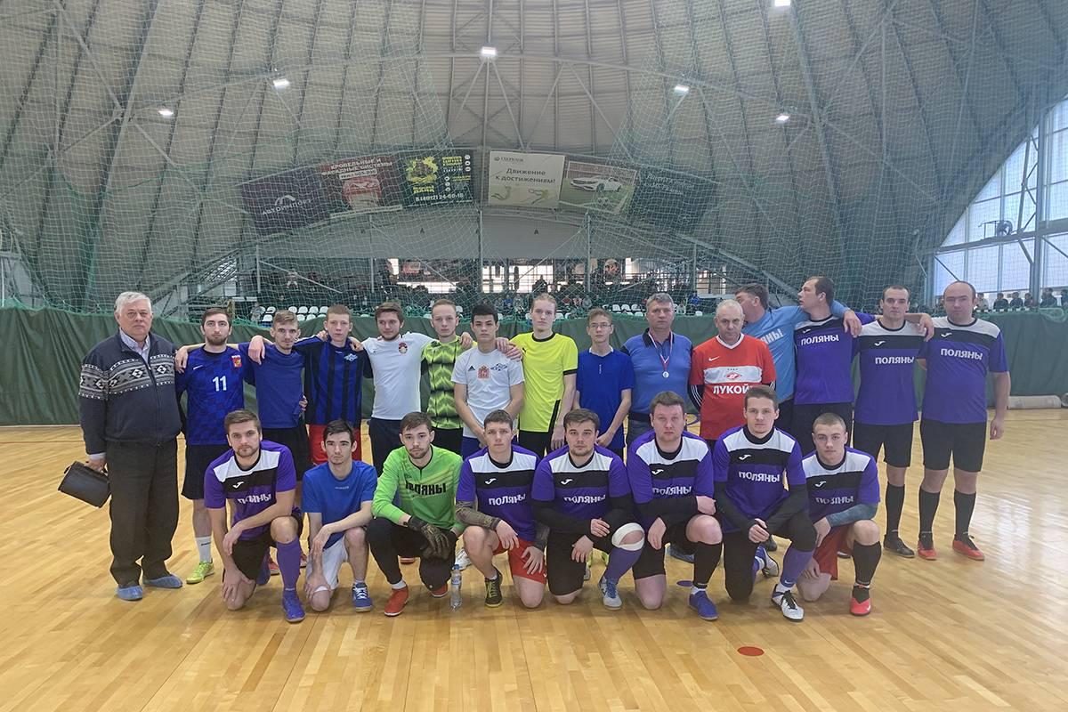 В турнире по мини-футболу памяти Александра Фатюшина приняли участие спортсмены с ОВЗ