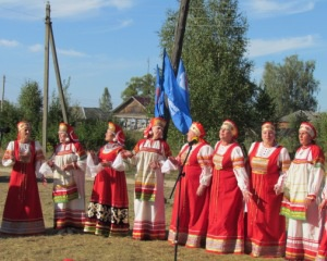 День малого села в Борисково Рязанского района